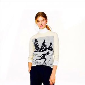 🧨 LAST CHANCE J. Crew All Wool Skier Sweater